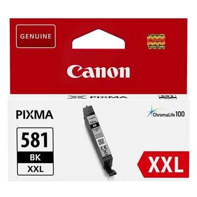 Εικόνα της Μελάνι Canon CLI-581BK XXL Black 1998C001