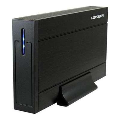 Εικόνα της Θήκη για Εσωτερικό Σκληρό Δίσκο 3.5'' LC Power USB 3.0 Black LC-35U3-SIRIUS