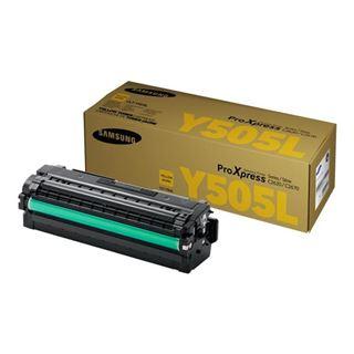 Εικόνα της Toner Samsung Yellow HC CLT-Y505L