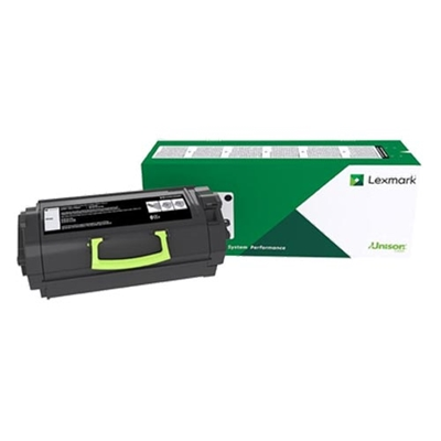 Εικόνα της Toner Lexmark MS818 Black Extra HC Return Program 53B2X00