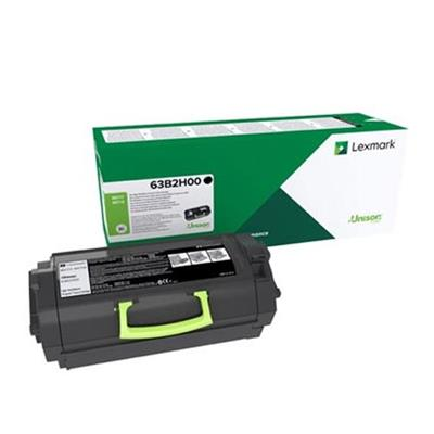 Εικόνα της Toner Lexmark MX717 / MS718 Black HC Return Program 63B2H00