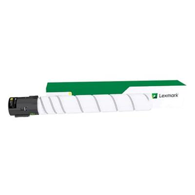 Εικόνα της Toner Lexmark CS/X92x Yellow 76C00Y0
