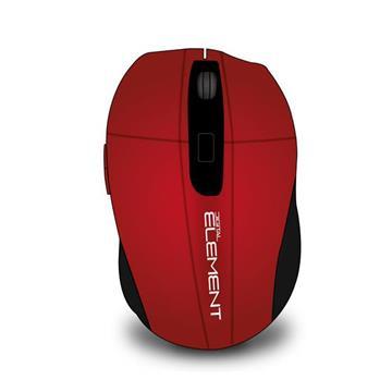 Εικόνα της Ποντίκι Element MS-175R Wireless Red