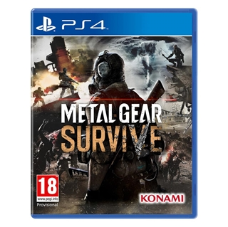 Εικόνα της Metal Gear Survive + Survival Pack (PS4)