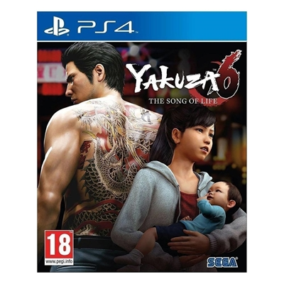 Εικόνα της Yakuza 6: Song Of Life Day 1 Edition (PS4)