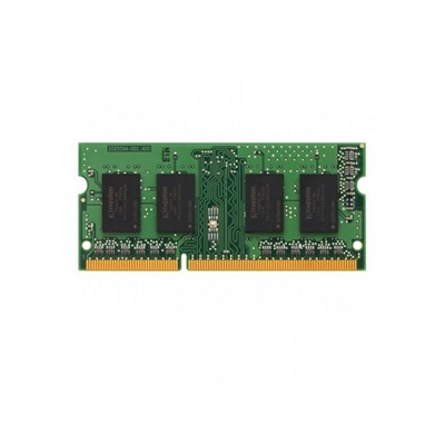 Εικόνα της Ram Kingston 8GB DDR4 2400MHz SoDIMM Non-ECC CL17 KVR24S17S8/8