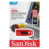 Εικόνα της SanDisk Ultra USB 3.0 32GB Red SDCZ48-032G-U46R