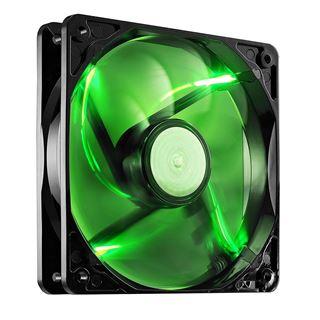 Εικόνα της Case Fan Coolermaster SickleFlow Green LED 120 R4-L2R-20AG-R2