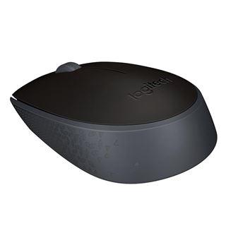 Εικόνα της Ποντίκι Logitech M171 Wireless Black 910-004424
