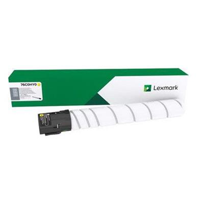 Εικόνα της Toner Lexmark CS92x Yellow HC 76C0HY0