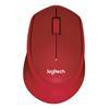 Εικόνα της Ποντίκι Logitech M330 Silent Plus Wireless Red Silent 910-004911