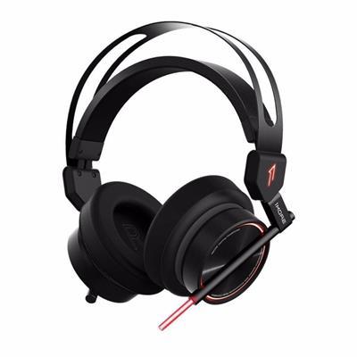 Εικόνα της Headset 1More H1005 7.1 Red Led USB
