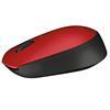 Εικόνα της Ποντίκι Logitech M171 Wireless Red/Black 910-004641