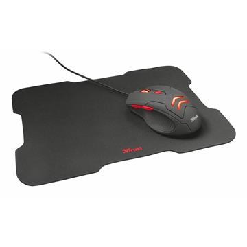 Εικόνα της Gaming Bundle Trust Ziva Mouse-MousePad 21963