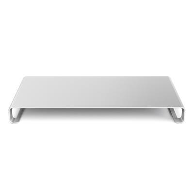Εικόνα της Satechi Slim Aluminum Monitor Stand Silver ST-ASMSS