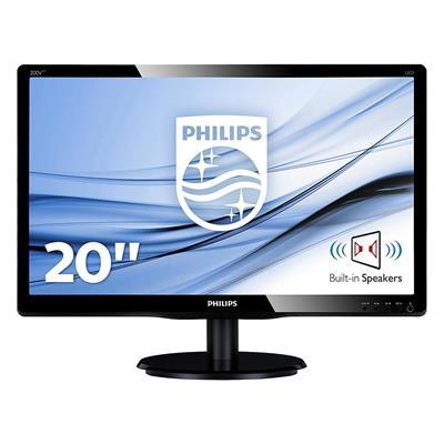 """Εικόνα της Οθόνη V Line Philips Led 19.5"""" 200V4LAB2/00"""
