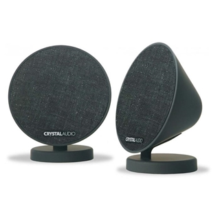 Εικόνα της Crystal Audio Sonar Duo Bluetooth Black BS-06-K
