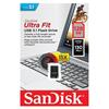 Εικόνα της SanDisk Ultra Fit USB 3.1 128GB Black SDCZ430-128G-G46