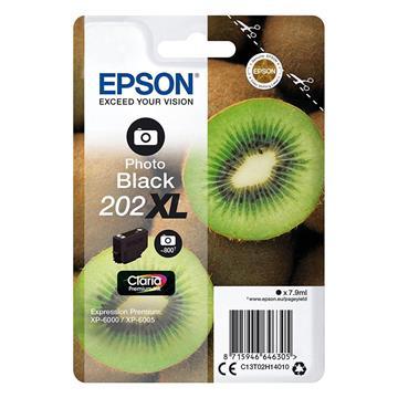 Εικόνα της Μελάνι Epson 202XL Photo Black C13T02H14010
