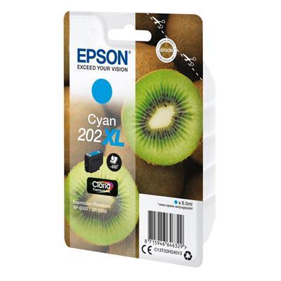 Εικόνα της Μελάνι Epson 202XL Cyan C13T02H24010