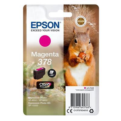 Εικόνα της Μελάνι Epson 378 Magenta C13T37834010