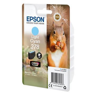 Εικόνα της Μελάνι Epson 378 Light Cyan C13T37854010