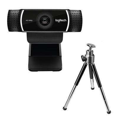 Εικόνα της Webcam Logitech C922 Pro Stream 960-001088