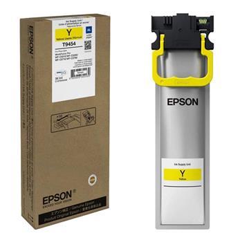 Εικόνα της Μελάνι Epson T9454 Yellow C13T945440