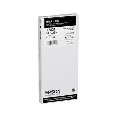 Εικόνα της Μελάνι Epson T7821 Black C13T782100