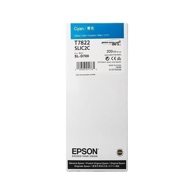 Εικόνα της Μελάνι Epson T7822 Cyan C13T782200