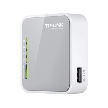 Εικόνα της Portable Router Tp-Link TL-MR3020 v3 3G/4G