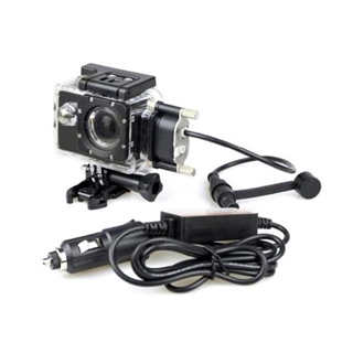 Εικόνα της Sjcam Waterproof case & Moto-car charger