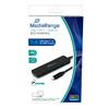 Εικόνα της USB Hub MediaRange USB Type-C™ to USB 3.0 hub 1:4 Black MRCS508