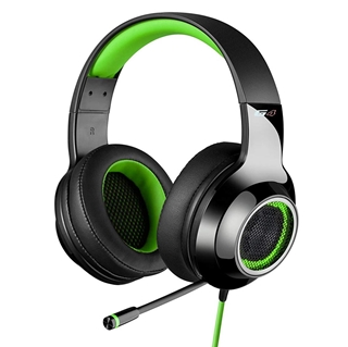 Εικόνα της Headset Edifier G4 7.1 Black/Green USB