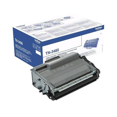 Εικόνα της Toner Brother Black HC TN-3480