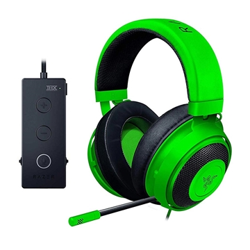 Εικόνα της Headset Razer Kraken Tournament Edition w THX Audio Controller Green RZ04-02051100-R3M1