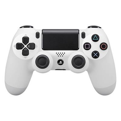 Εικόνα της Sony DualShock 4 Wireless Controller White v2 PS4