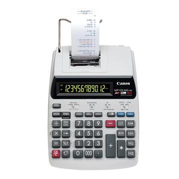 Εικόνα της Αριθμομηχανή 12 Ψηφίων Με Χαρτοταινία Canon MP120-MG ΙΙ 2289C001