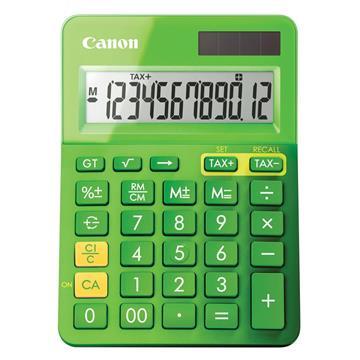Εικόνα της Αριθμομηχανή 12 Ψηφίων Canon LS-123K Green 9490B002