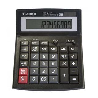 Εικόνα της Αριθμομηχανή 12 Ψηφίων Canon WS-1210T 0694B002