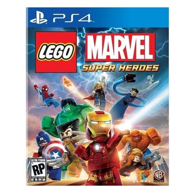 Εικόνα της Lego Marvel Super Heroes (PS4)