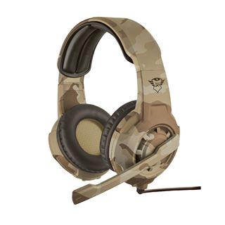 Εικόνα της Headset Trust Radius GXT 310 Desert 22208