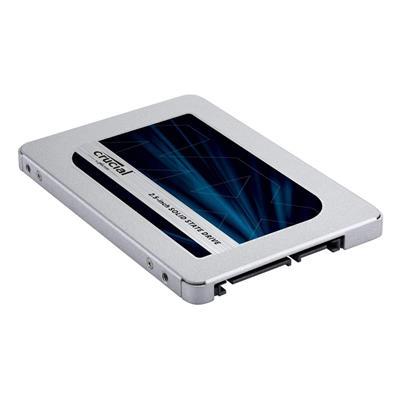 Εικόνα της Δίσκος SSD Crucial 2.5'' MX500 500GB SataIII CT500MX500SSD1