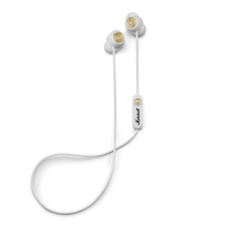 Εικόνα της Handsfree Marshall Minor II Bluetooth White