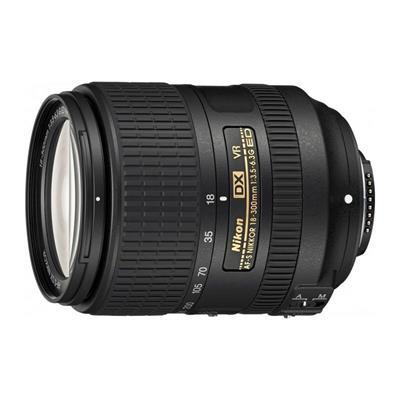 Εικόνα της Φακός Nikon AF-S DX Nikkor 18-300mm f/3.5-6.3G ED VR