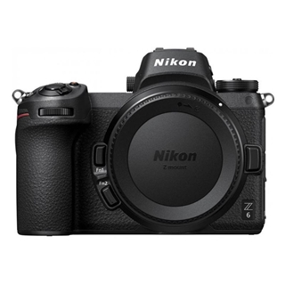 Εικόνα της Nikon Z 6 Mirrorless Body + FTZ Mount Adapter Kit
