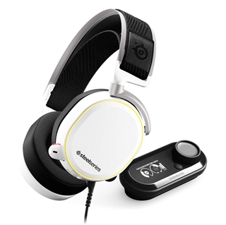 Εικόνα της Headset Steelseries Arctis Pro + GameDAC White 5707119036245