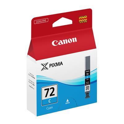 Εικόνα της Μελάνι Canon PGI-72C Cyan 6404B001