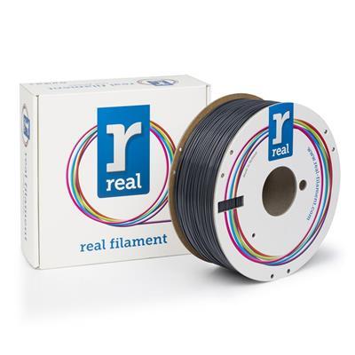 Εικόνα της Real ABS Filament 1.75mm Spool of 1Kg Gray