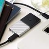 Εικόνα της Εξωτερικός Σκληρός Δίσκος SSD Western Digital MyPassport 1TB Black-Silver WDBKVX0010PSL-WESN